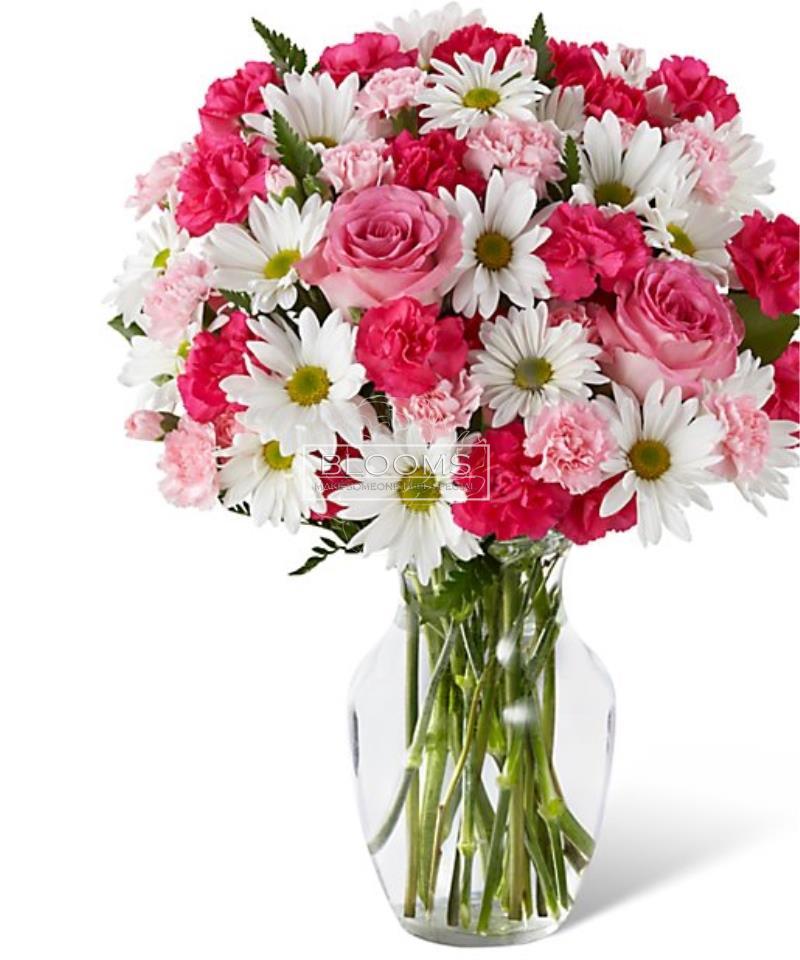 ყვავილების კომპოზიცია ლარნაკში